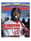 Boston Red Sox DH David Ortiz - June 23, 2006 Photo