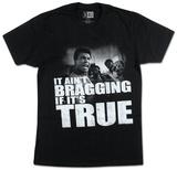 Muhammad Ali - Distressed True Vêtements