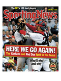 New York Yankees and Boston Red Sox - September 16, 2005 Foto