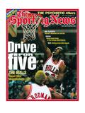 Chicago Bulls' Chicago Bulls - June 2, 1997 Foto
