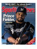 Milwaukee Brewers 1B Prince Fielder - April 28, 2008 Photo