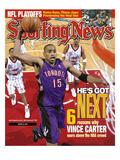 Toronto Raptors' Vince Carter - January 24, 2000 Foto