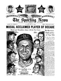 St. Louis Cardinals All-Star Stan Musial - July 11, 1956 Foto