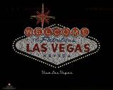 Viva Las Vegas (Lyrics) Prints