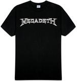 Megadeth - Logo Magliette