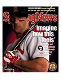 St. Louis Cardinals CF Jim Edmonds - August 5, 2002 Photo