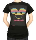Women's: Deadmau5 - Lite-Brite Logo T-shirts