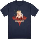 Van Halen - Smoking Magliette