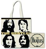 The Beatles - Headshot Tragetasche
