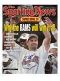 St. Louis Rams QB Kurt Warner - January 31, 2000 Foto