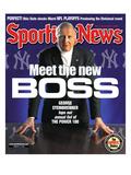 New York Yankees Owner George Steinbrenner - January 13, 2003 Foto