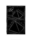Untitled, ca. 1980-1985 Giclée-vedos tekijänä Keith Haring