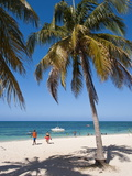 Playa Ancon, Trinidad, Cuba, West Indies, Caribbean, Central America Photographic Print by Michael DeFreitas