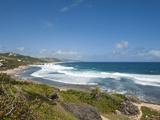 Bathsheba Beach, Barbados, Windward Islands, West Indies, Caribbean, Central America Photographic Print by Michael DeFreitas