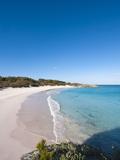 Horseshoe Bay Beach, Bermuda, Central America Reproduction photographique par Michael DeFreitas