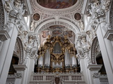 St. Stephan's Cathedral, Passau, Bavaria, Germany, Europe Photographic Print by Michael Snell