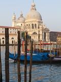 Santa Maria Della Salute, Venice, UNESCO World Heritage Site, Veneto, Italy, Europe Photographic Print by Amanda Hall