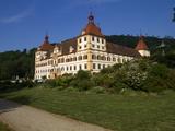 Eggenberg Castle, UNESCO World Heritage Site, Graz, Styria, Austria, Europe Photographic Print by Dallas & John Heaton