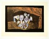 Höhlenblüten, c.1926 Collectable Print by Paul Klee