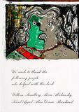 168 (One Cent Life) Posters av Enrico Baj