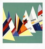 Shark Line-up Limitierte Auflage von Jonas Hvid Sondergaard
