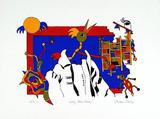 Georg, Dein Haus, c.1999 Limited Edition by Etienne Rebel