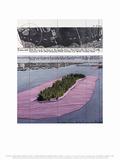 Surrounded Islands, Miami II ポスター : クリスト