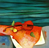 Rote Geige Særudgave af Claude Gaveau