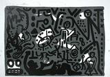 Lausanne 4 Hände auf den Tisch Særudgave af A. R. Penck