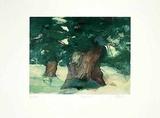 Baum II, c.2001 Limited Edition by Hans Richter