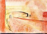 Brücke, c.1999 Limited Edition av Reinhard Stangl