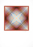 Sans Titre 2 (F.V. 3/30) Limited Edition by Victor Vasarely