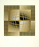 Do-Re Édition limitée par Victor Vasarely