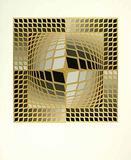 Do-Re Limitierte Auflage von Victor Vasarely