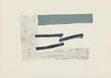 Schwebende Grau Edição limitada por Georg Meistermann