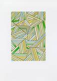 Struktur, c.2000 Edición limitada por Ludwig Gebhard