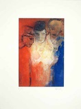Trio, c.2001 Limited Edition by Hans Richter