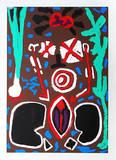Keramik Edição limitada por A. R. Penck