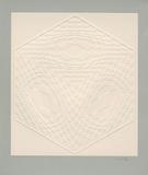Cubic Relationship Premium-Edition von Victor Vasarely