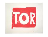 Tor, c.2006 Limitierte Auflage von Felix Droese