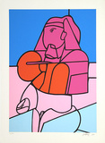 Schweiz Limited Edition av Valerio Adami