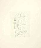 Gordes Gestalt Limited Edition av Victor Vasarely