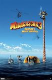 Madagascar 3 - One Sheet ポスター