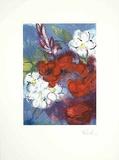 Blumen, c.2001 Limited Edition by Hans Richter