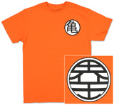 Dragonball Z - Kame Symbol Tshirts