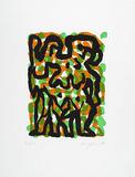 Zwillinge Edição limitada por A. R. Penck