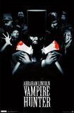 Abraham Lincoln Vampire Hunter - Double Ax Poster