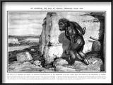 Neanderthal Man Pôsters por Frantisek Kupka