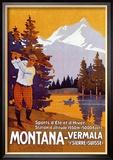 Montan Vermala Prints