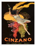Cinzano Plakater av Leonetto Cappiello